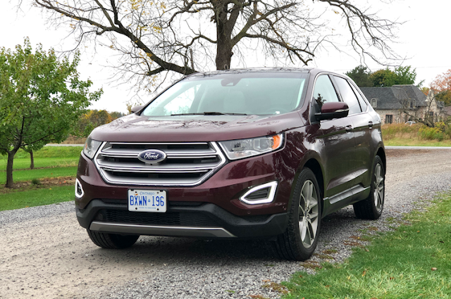 Exploring Cataract City in the 2017 Ford Edge #FordFall