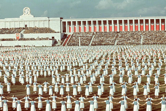 an analysis of the 1930s and the role of the hitler and nazi regime Propaganda in nazi germany 1930s the triumph of the will the power structure of the nazi regime lacked a hitler and his nazi party continued to test.