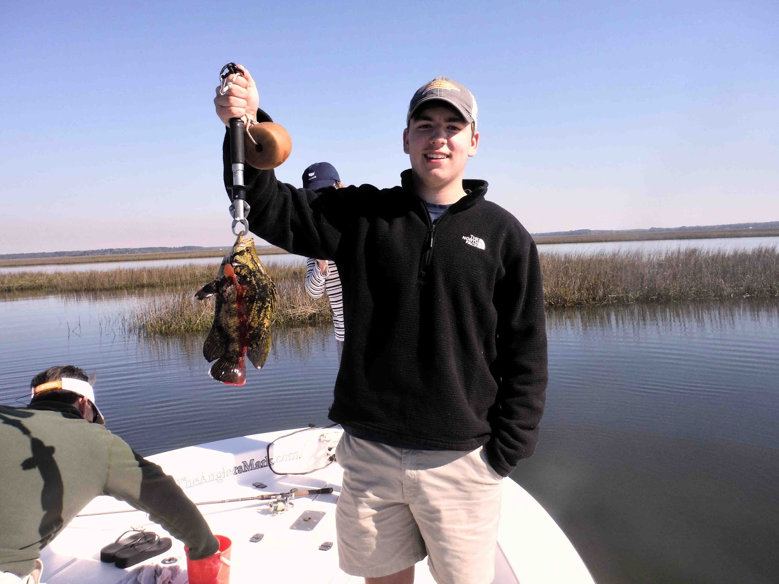 amelia island fishing reports surprise fish