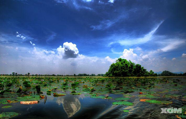 Khu du lịch Hồ Quan Sơn1