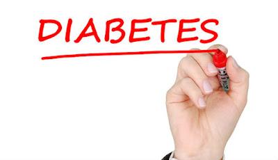 Ilustrasi gambar diabetes tipe 2