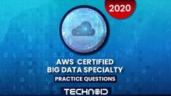 AWS Certified Big Data Specialty Practice Test 2020