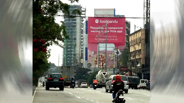 New Available Site : Katipunan Southbound Ex-FoodPanda