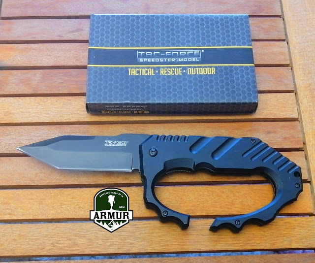 Pumnal Tac Force Box fight knife cutit de lupta autoaparare briceag