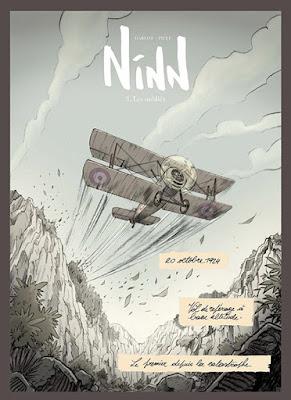 Ninn T3 - Une deuxième couverture pour les aventure d'Éponine