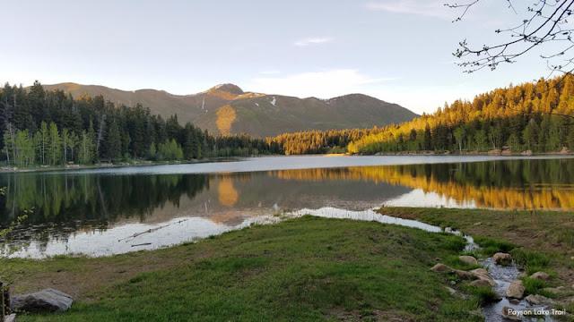 Payson Lake Trail