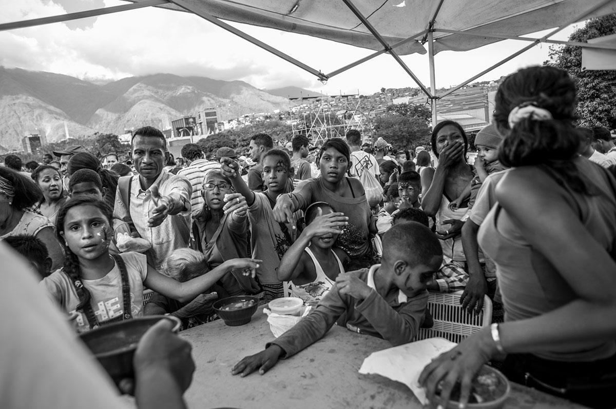 venezuelan people starving - HD1200×798