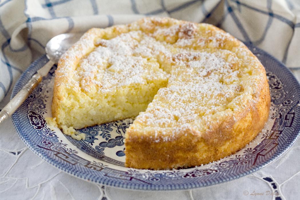 Lemon Cake Recept