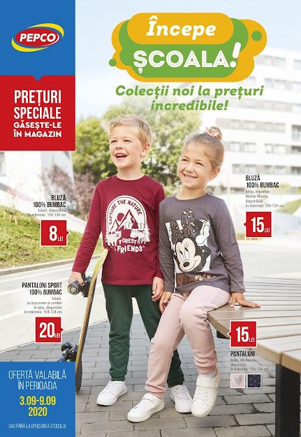 PEPCO Brosura + Promotii si oferte  03-09.09 2020