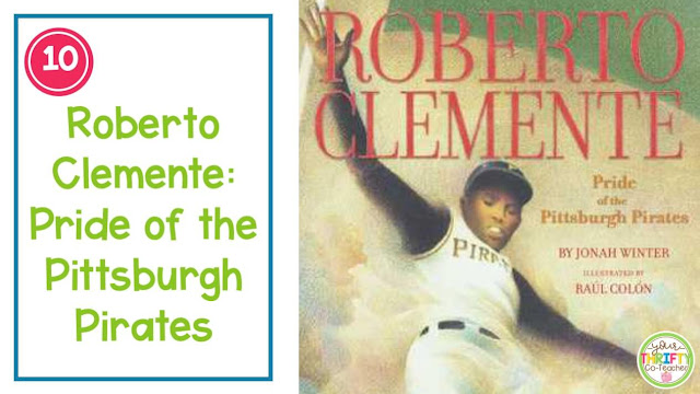 If you are looking for Books to share with your students during Hispanic Heritage Month,  this list of biographical picture books is for you.