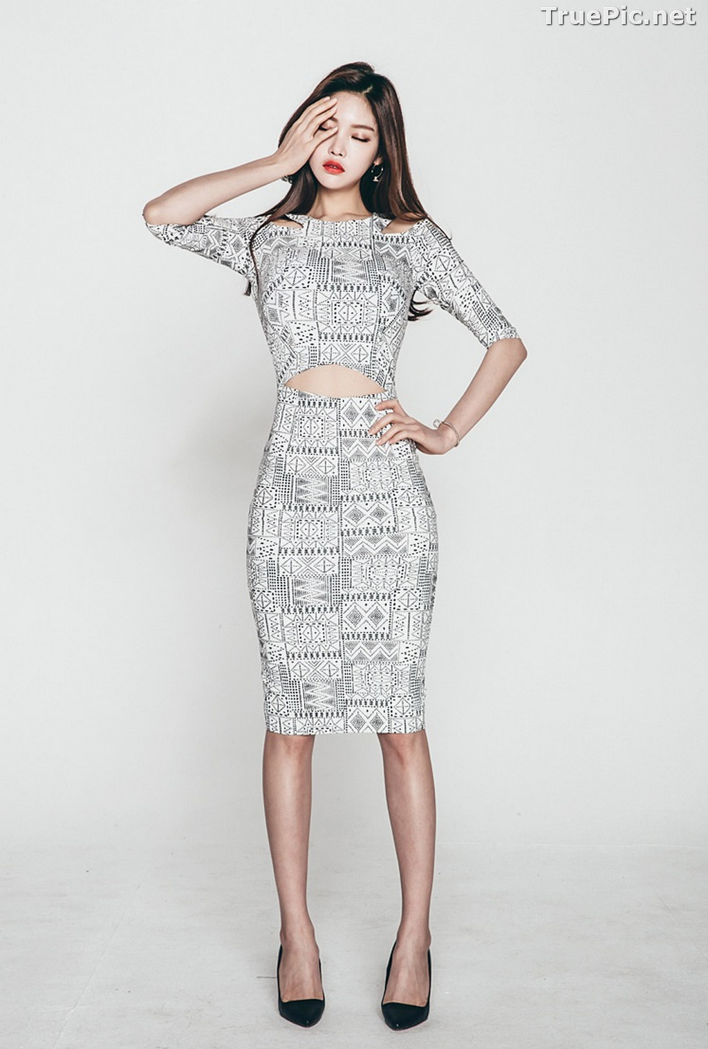Image Korean Beautiful Model – Park Jung Yoon – Fashion Photography #9 - TruePic.net - Picture-5