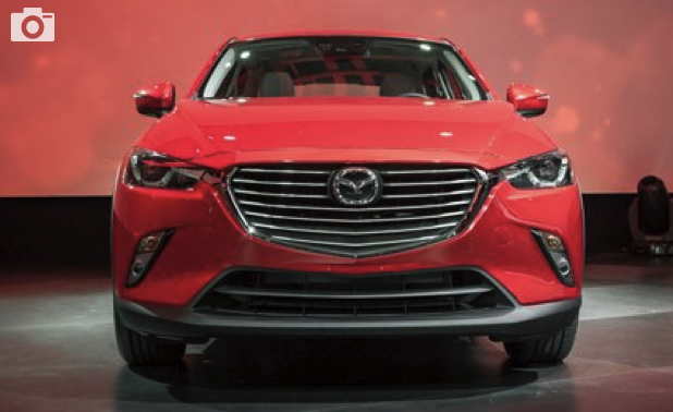 2016 Mazda CX 3 Debuts Already Owns All Other Tiny