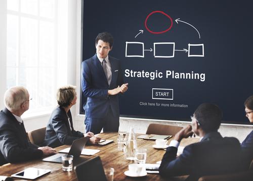 strategic plan template, Strategic Planning Template