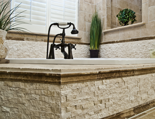 Natural Stone Distributors Has All The Materials To Create Your Bathroom Oasis Texture In Tile And Is Perfect Way Display That Truly Designer