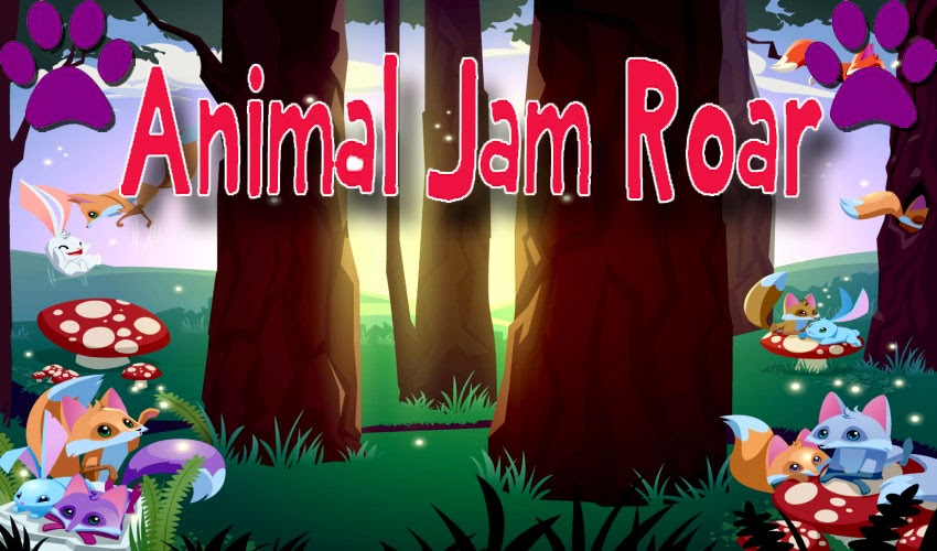 Animal Jam Roar Graphics