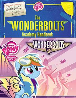 MLP The Wonderbolts Academy Handbook