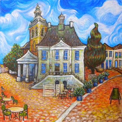 Roosendaal Raadhuis