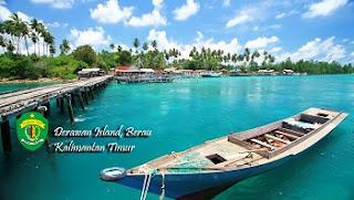 Pulau Derawan, Berau