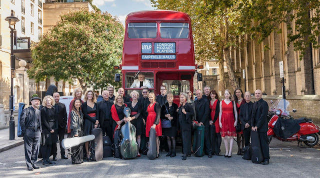 London Mozart Players (Photo Kevin Day)