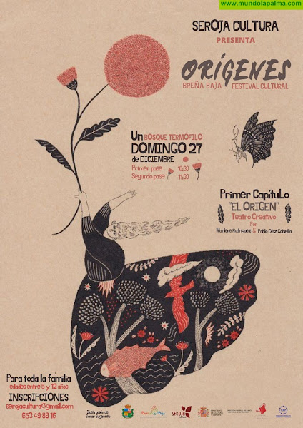 NAVIDAD BREÑA BAJA: Festival Cultural 'Orígenes'