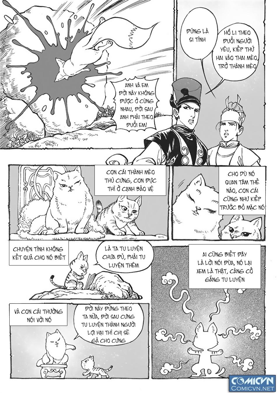 Chung Quỳ Truyền Kỳ Chap 27 - Next Chap 28