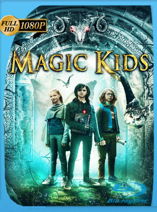 Los Niños Magicos (2020) [BRRip 1080P] Latino [Google Drive]
