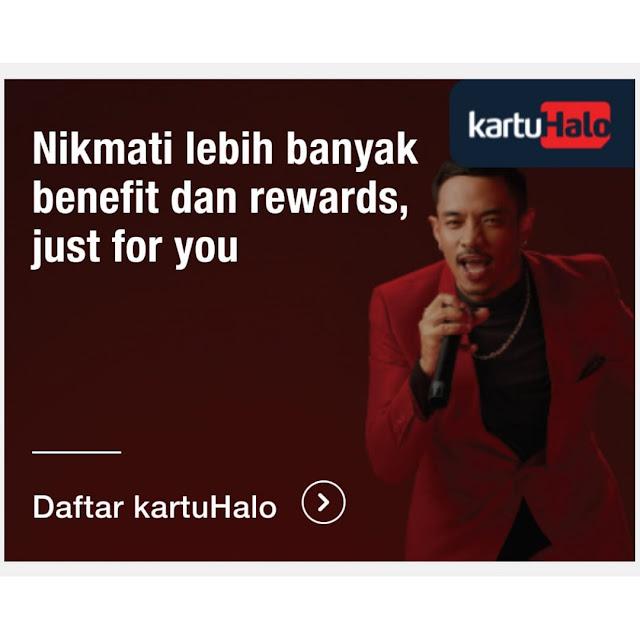 paket internet unlimited kartuHalo terbaik