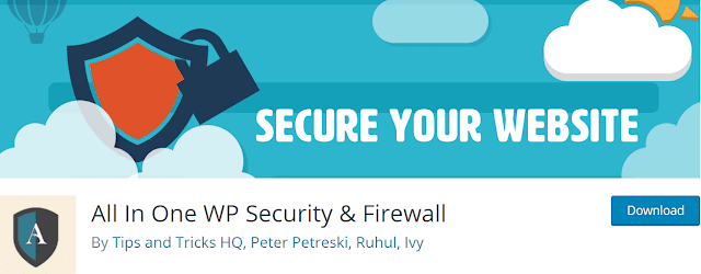All-in-One WP Security & Firewall