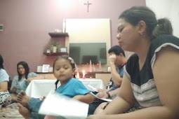 Ibadat doa Rosario  11 Okt 2019 Lingkungan Felisitas 3