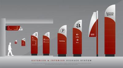 Totem Tabela Tasarımı