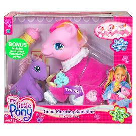 My Little Pony Good Morning Sunshine So-Soft Baby Alive G3 Pony