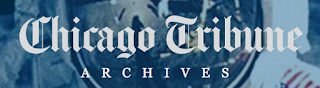 If you have Illiinois ancestors check out the Chicago Tribune Archives in Beta (Free)
