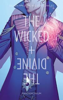 The Wicked The Divine tom 2 okładka