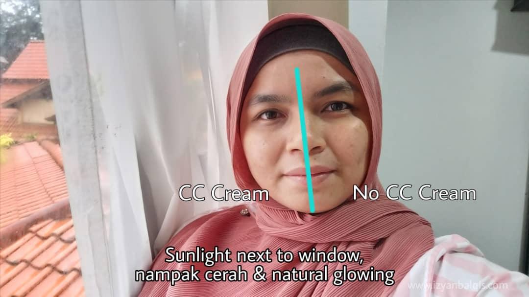 Gold Nano CC Cream Hansaegee Nature, Urusan Harian Jadi Lebih Mudah Dan Cepat!