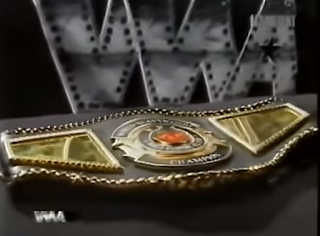 WWA - The Inception 2001 - The WWA Championship