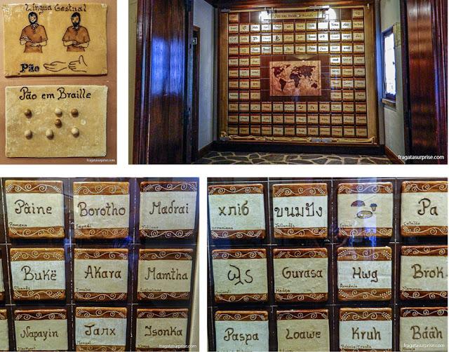 Museu do Pão da Serra da Estrela, Portugal