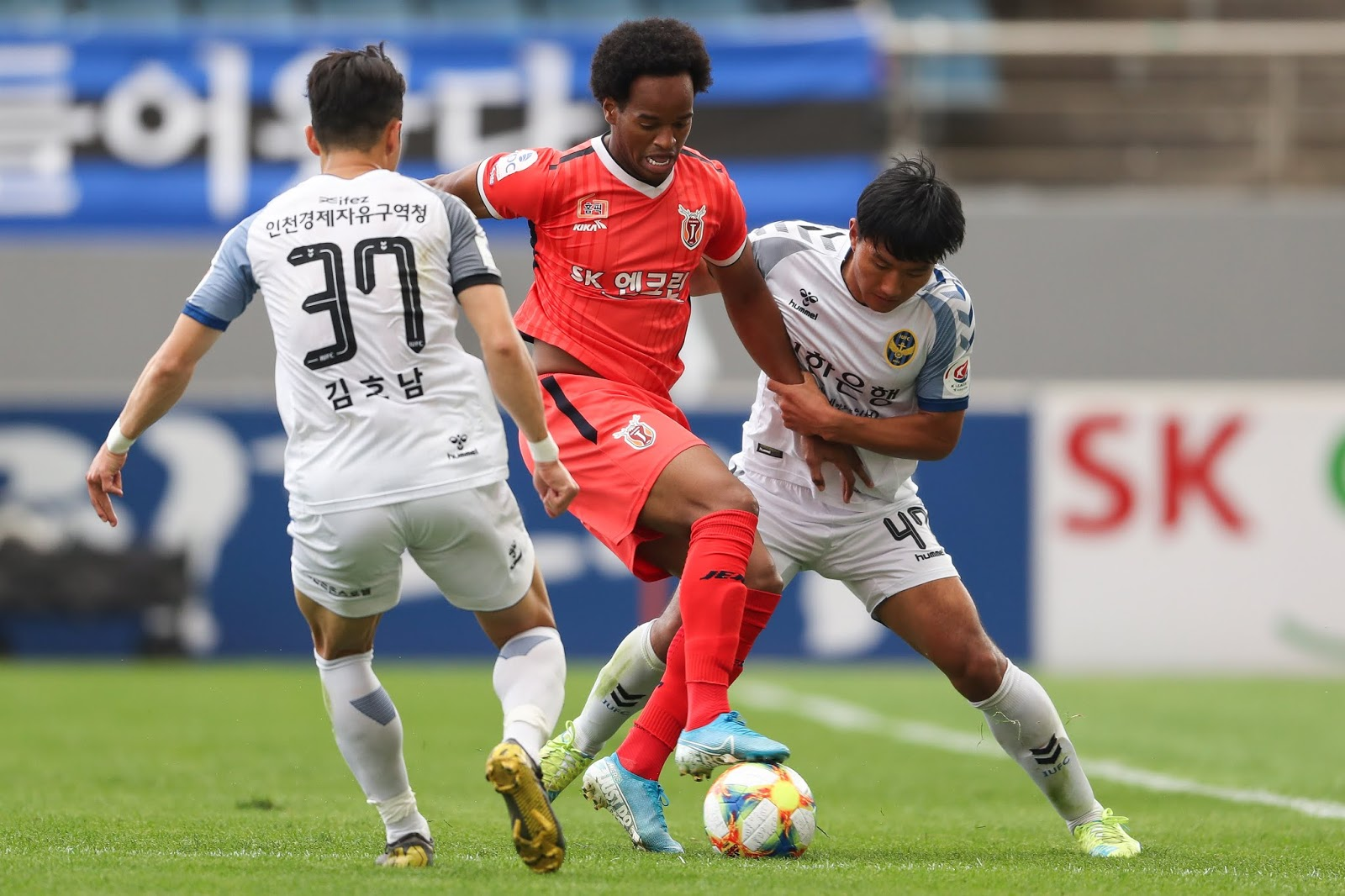 Magno vs Incheon United 11.02.19