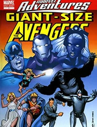 Giant-Size Marvel Adventures: Avengers