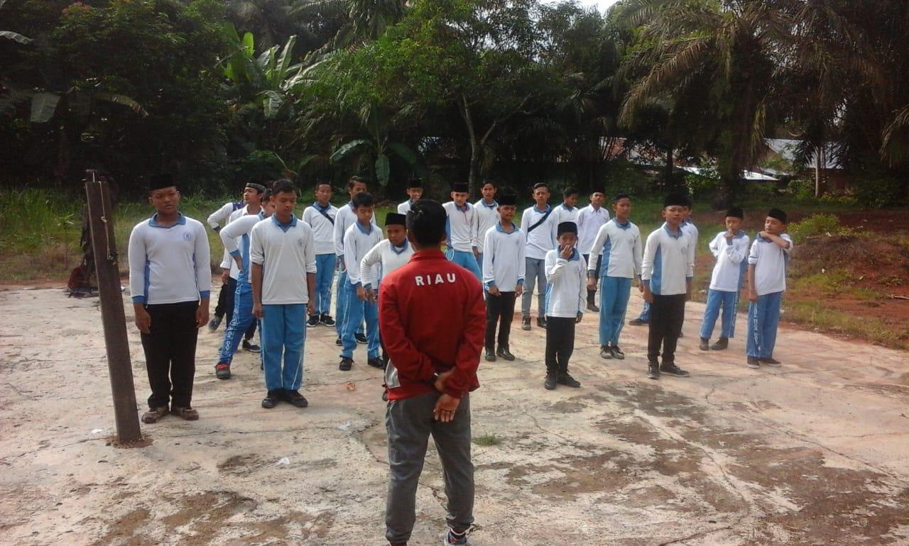 MATSAMA MTs Nurul Huda Dayo, Tandun, Rokan Hulu Tahun Pelajaran 2019-2020