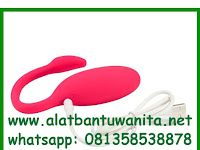 Alat Bantu Wanita Vibrator Flamingo Remot Kontrol