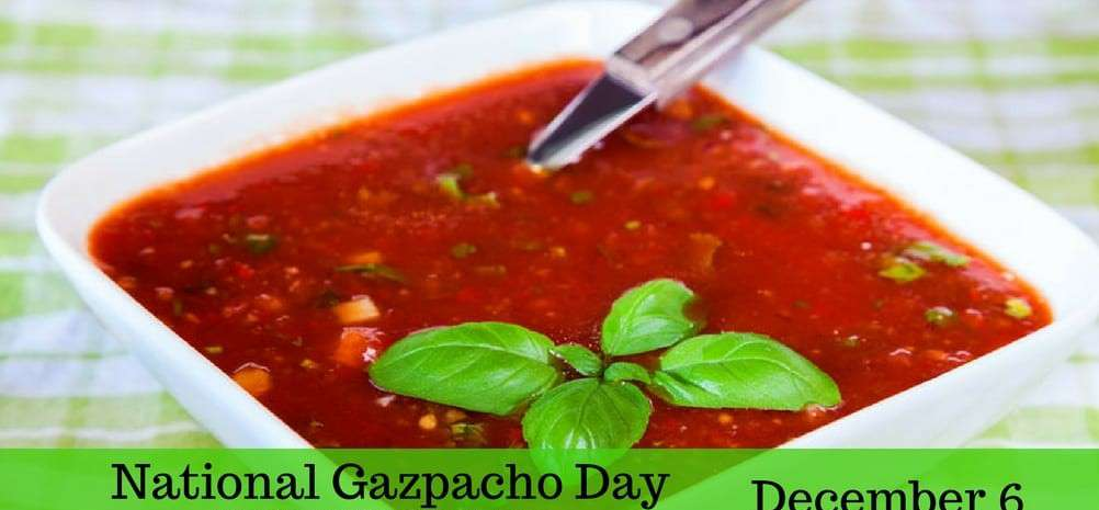 National Gazpacho Day Wishes Images