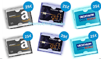 Logo Concorso Radio Kiss Kiss 2° edizione : vinci gratis 30 Gift Card Amazon, Carrefour o Decathlon