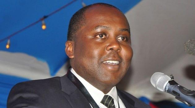 Mugo Kibati the Telkom Kenya boss