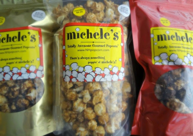 Michele's Totally Awesome Gourmet Popcorn Review