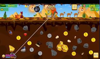 Jogue Treasure Hunter Jack game online