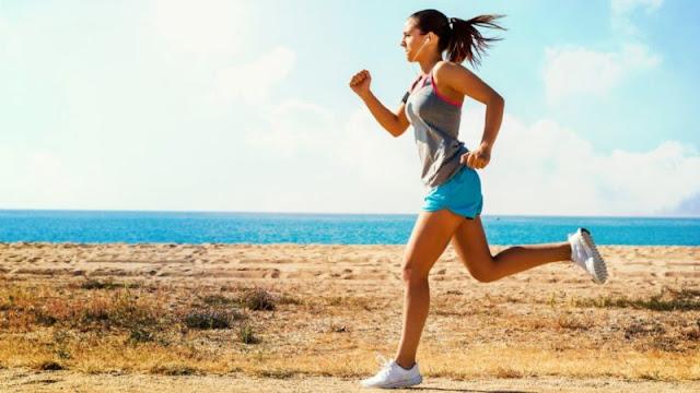 Olahraga Menambah tinggi badan dengan lari