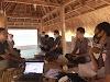 Tingkatkan Kapasitas Staf, Bawaslu KLU Adakan Diskusi Jurnalistik | Suara Bumigora