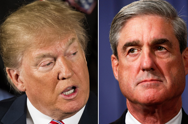 When it comes to Mueller — Trump needs to play the long game