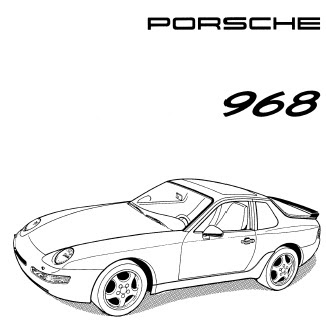 repair-manuals: Porsche 986 Repair Manual