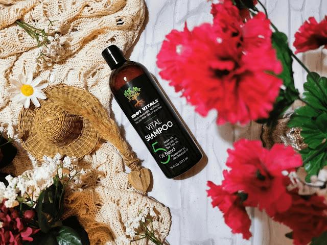 root vital szampon